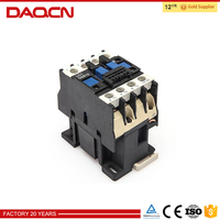 DAQCN Guaranteed Quality LC1-D09 Types Of AC Contactor