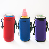 Baby bottle bbq cooler bags