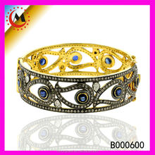 2014 COSTUME FASHION JEWELRY LATEST DESIGN TURKEY BLUE EYE JEWELRY