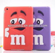 for ipad mini Smell Silicone Chocolate case skin cover
