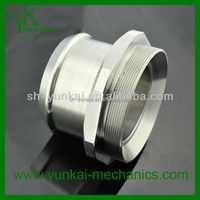 Customized precision stainless steel cnc machined washing machine parts