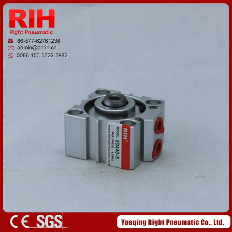 Stainless Steel SDA Pneumatic Cylinder Tube
