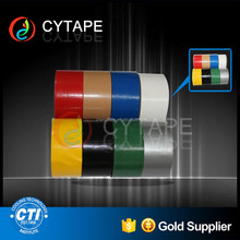 Supply CY good quality single side glue coated cotton fabric cloth tape