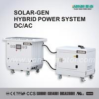 Hybrid Power System Alternative Energy Generator