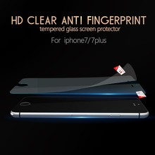 Atouchbo Anti Oil Hydrophobic Film For Iphone Screen Protector 9H Tempered Glass