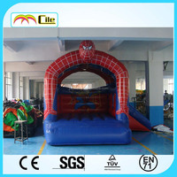 CILE Spider-Man Inflatable Childs Jumping Castle