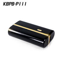 New Design 1000mAh Mini 5V 600mAh Ouput Rohs Power Bank Rechargeable Portable Power Bank for iphone Charger