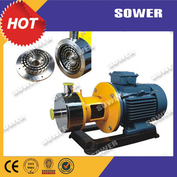 hot sales sower Bitumen Emulsion Machine