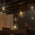 New Product 60Pieces Per String 4*AA Battery Operated Warm White Fairy Copper Wire String Lights