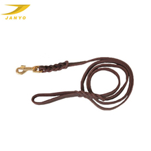 Hight quality wholesale leather straps for dog leash