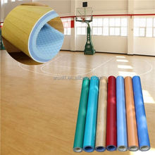 Best Price easy to clean pvc/vinyl basketball court sports flooring covering