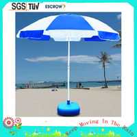 Outdoor beach umbrella manufacture Steel frame
