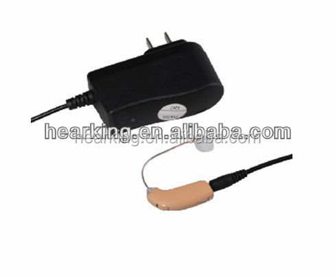 2014 newest R-588A Rechargeable BTE china hearing aid battery