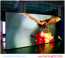 Outdoor Full Color Advertising Screen P16 LED Video Wall