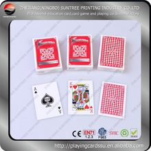 Factory supply costomize special poker