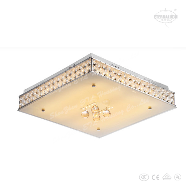 2015 modern cheap beautiful home glass and crystal ceiling lightings for UK ETL60143