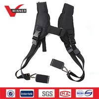 Double shoulder professional polyester camera strap suspender belt