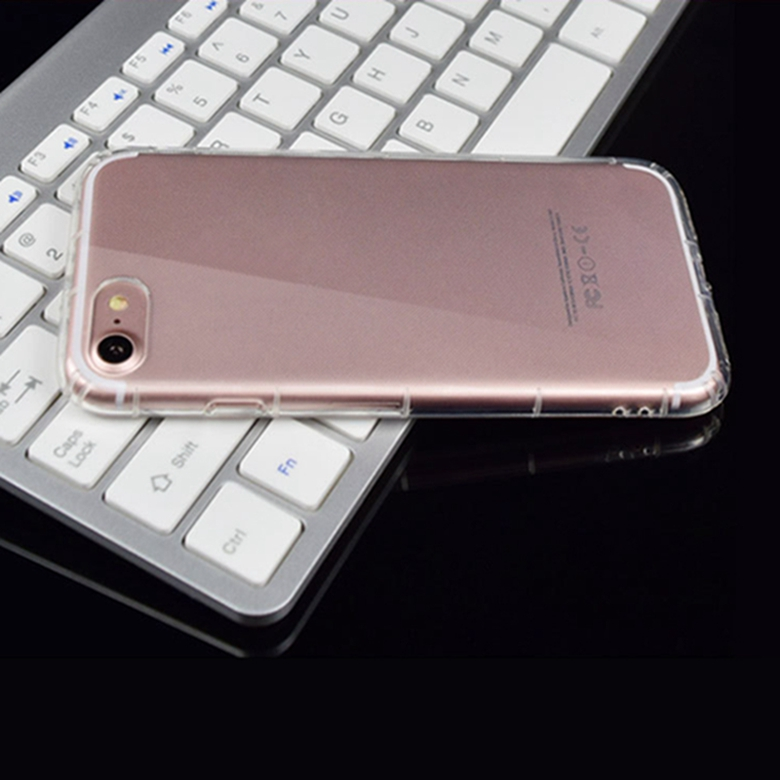 1.2CM Airpillow Crystal TPU Phone Case Transparent Mobile Phone Case Cover for iphone 6/ 6plus/ 7/ 7plus