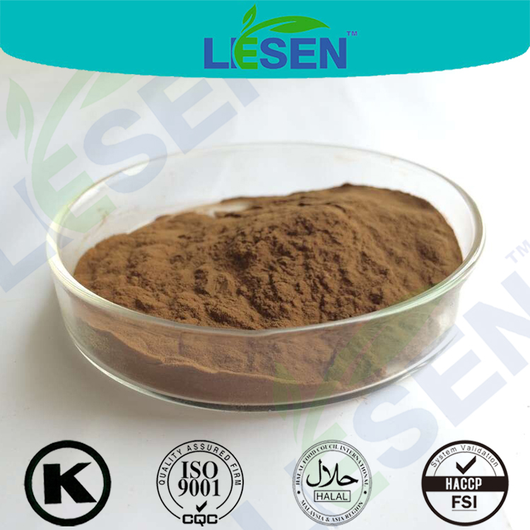 Chinese factory directly supply natural black cohosh extract powder 10:1