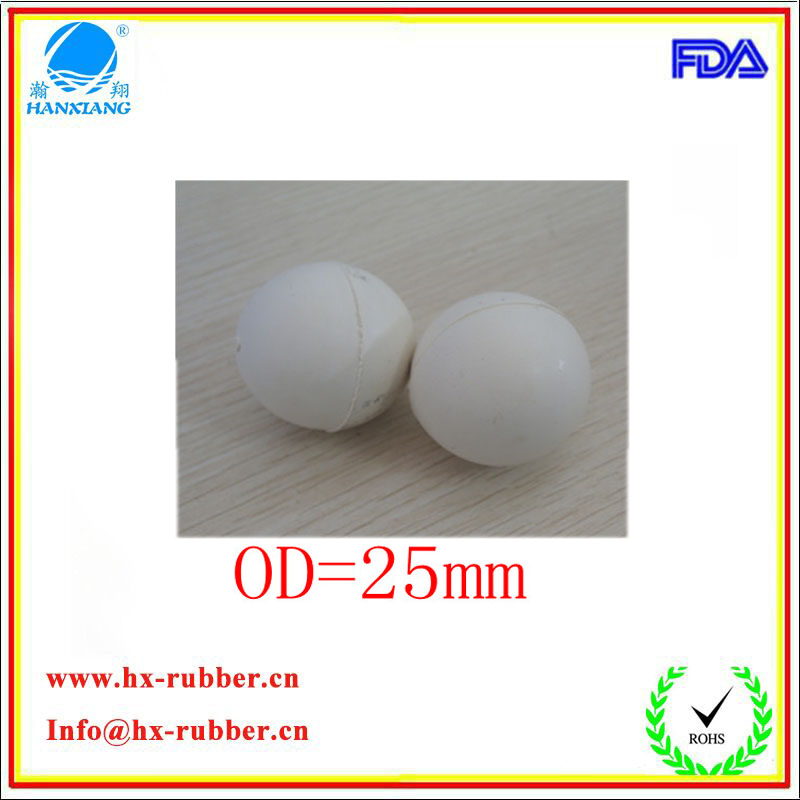 Manufactory High Bouncy Outdoor Rubber Toy Balls