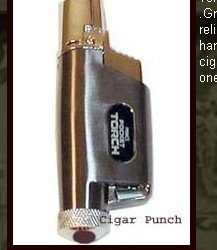 Punch Lighter