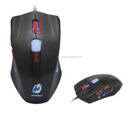 For Cheapest Promotion OEM USB Optical Wired Mouse For Dell Laptop PC