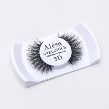 Fashional silk eyelashes, reusable custom packaging synthetic lashes