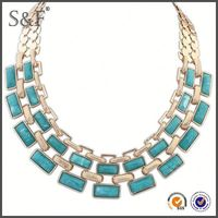 Cheap Prices!! Crystal Fashion New Design thai bead necklace