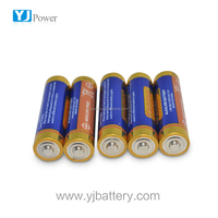 Alkaline battery 1.5V AAA Am4 LR03 dry battery with aaa size 1.5v for flash light,Camera, wireless mouse in good quality
