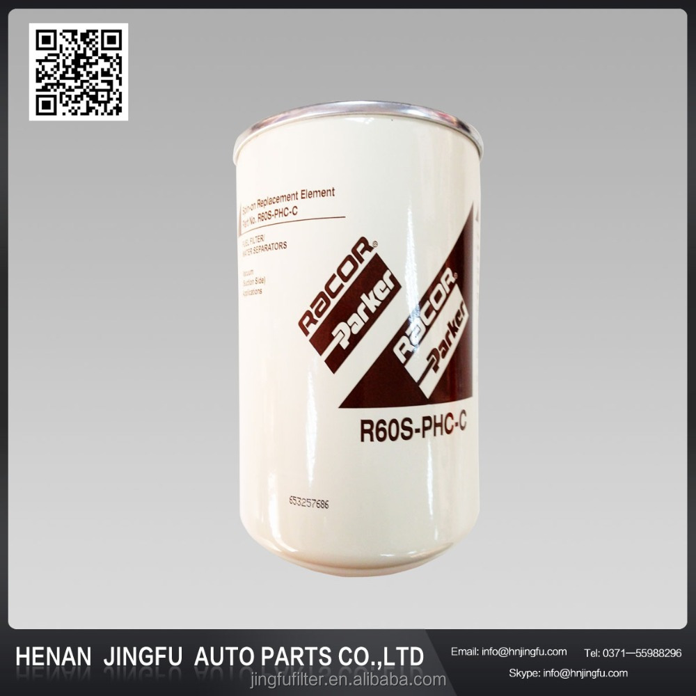 Hot sale R60S-PHC-C used car water oil filter prices japan types of oil filters