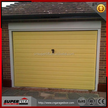 China light weight garage door,automatic control garage door