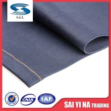 Cheap cotton polyester spandex stretch denim jeans fabric wholesale