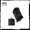 Made in China non-woven suit cover, dress bag, recycled nonwoven garment bags