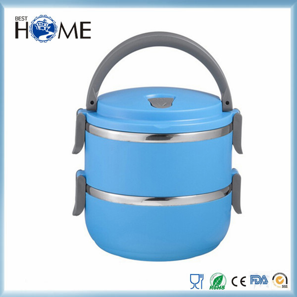 eco friendly stainless steel lunch box bento lunch box for children buy hig. Black Bedroom Furniture Sets. Home Design Ideas