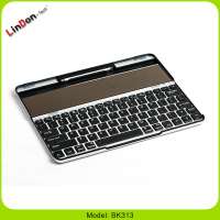 Wireless Solar Keyboard for Ipad with Stylus Pen