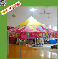 2015 new Aluminum pop up tent for outdoor display