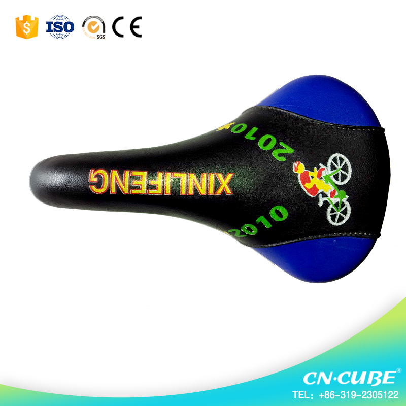 Low price colored Fixed gear bikes saddle