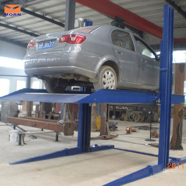 Auto 2 post garage car parking lift from China