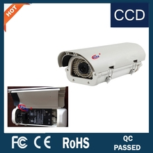 China manufacturer high resolution 700TVL car number plate capture camera for road safety guard