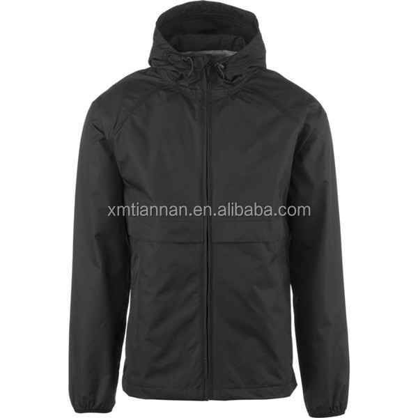 Men Lightweight Waterproof Jacket With Hood Men Lightweight