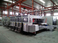 China high quality carton box printing machine(HS vacuum transfer 5 color printer machine)