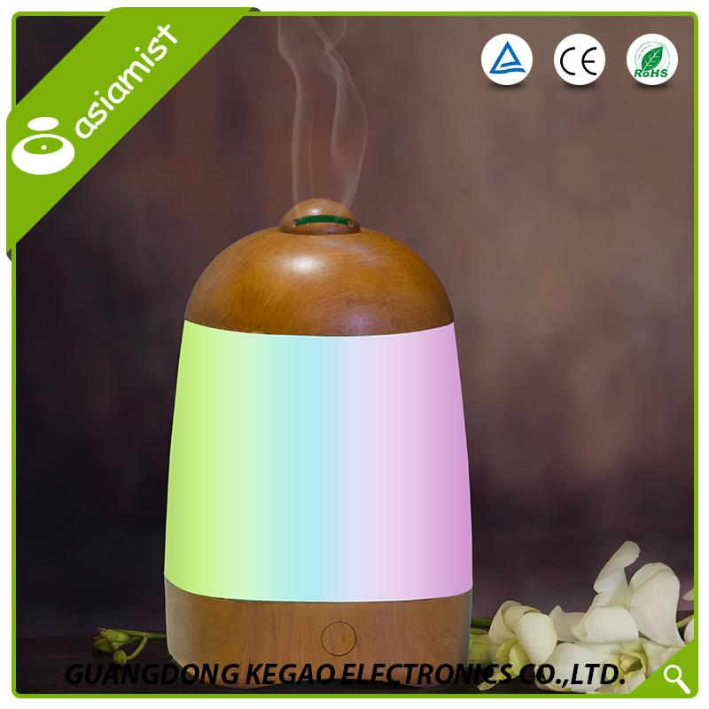 New products 2016 innovative product security humidify 7 colour light muji aroma