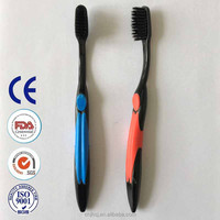 Bamboo charcoal toothbrush OEM china good price wholesale bamboo toot brush