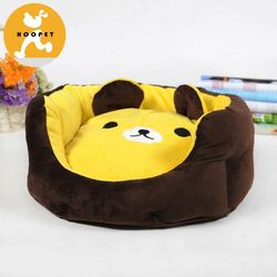 Innovative indoor luxury stuffing pet dog beds