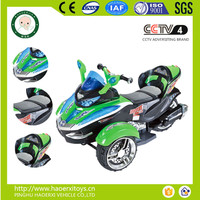 three wheel battery powered children electric motor car kids toys
