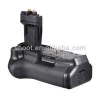 Hot-selling 550D Battery Grip for Canon 550D 600D 650D T2i T3i T4i replace BG-E8