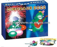 W667 Dinosaur Eggs Pili Cracker / Novelty Fireworks