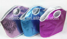 2013 Gusseted Durable Non Woven Fashion Bag