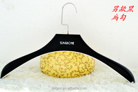 beautiful plastic hanger for men clothes