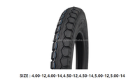 cheap tires motorcycle tires spare parts in China 4.00-14 with full sizes